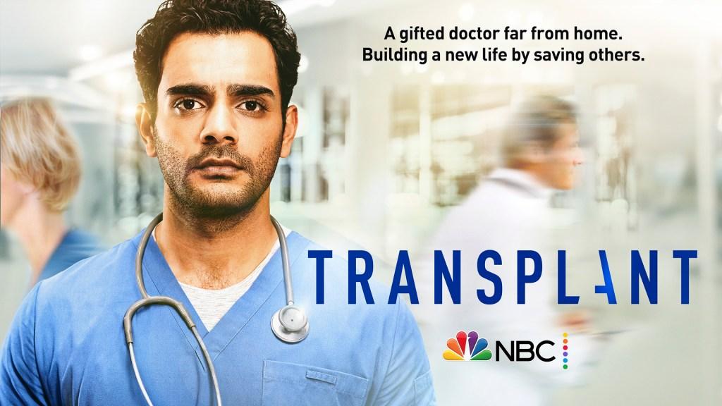 transplant (tv series)