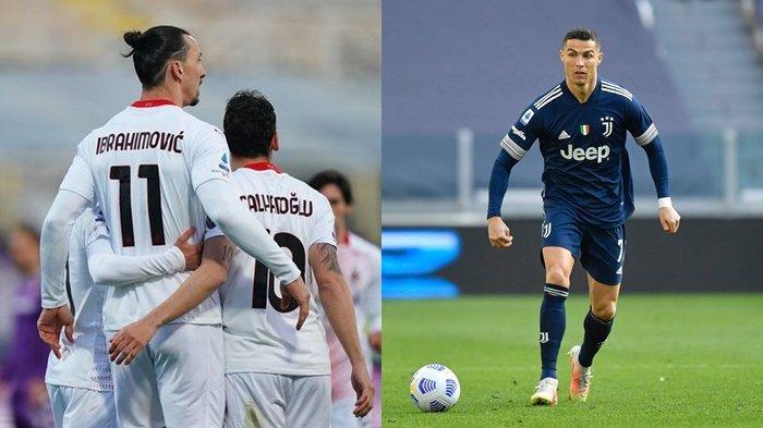 top skor liga italia