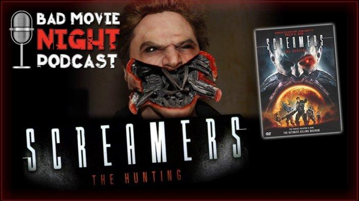 screamers the hunting