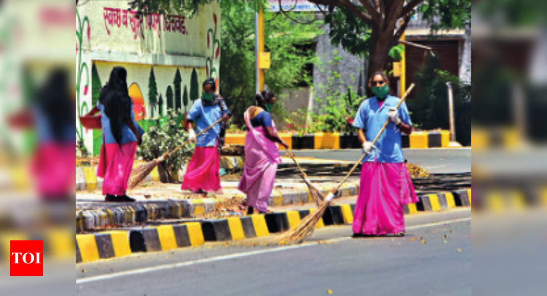 cleanest city in india