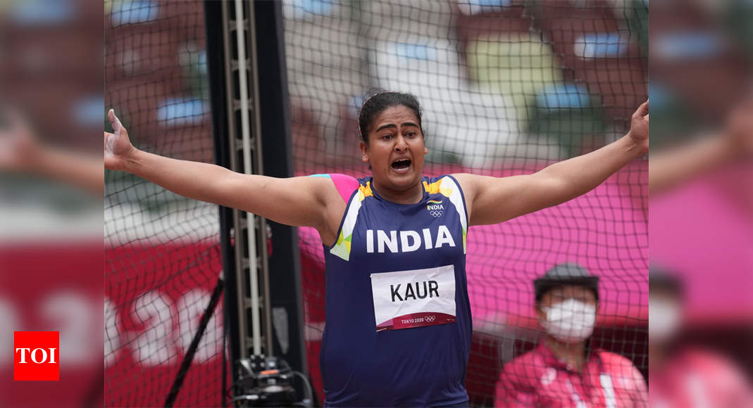 discus throw olympic games tokyo 2020
