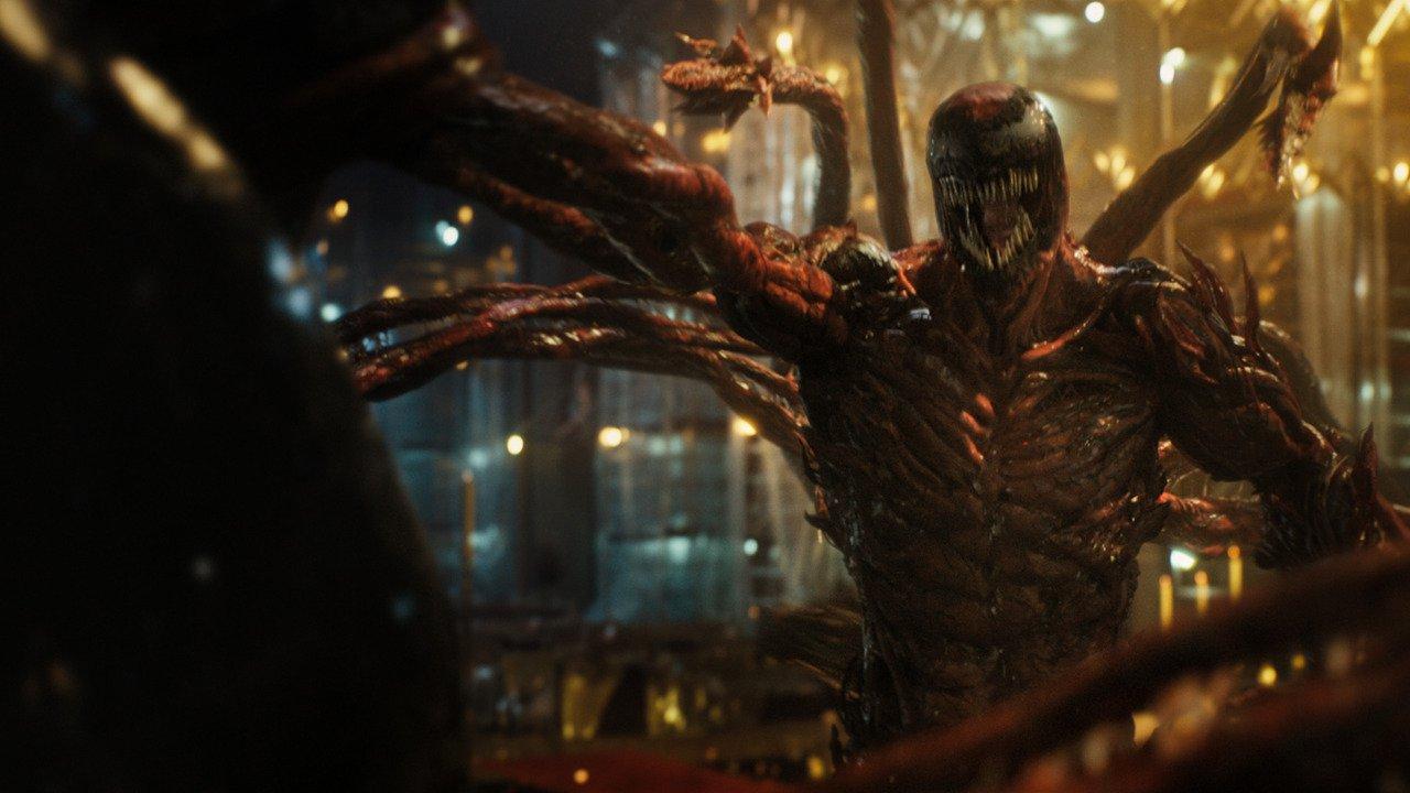 猛毒2血蜘蛛