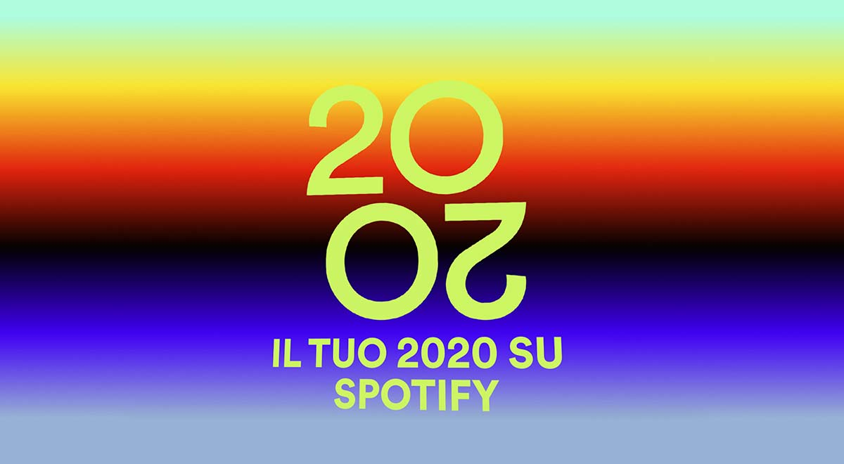 spotify wrapped 2020