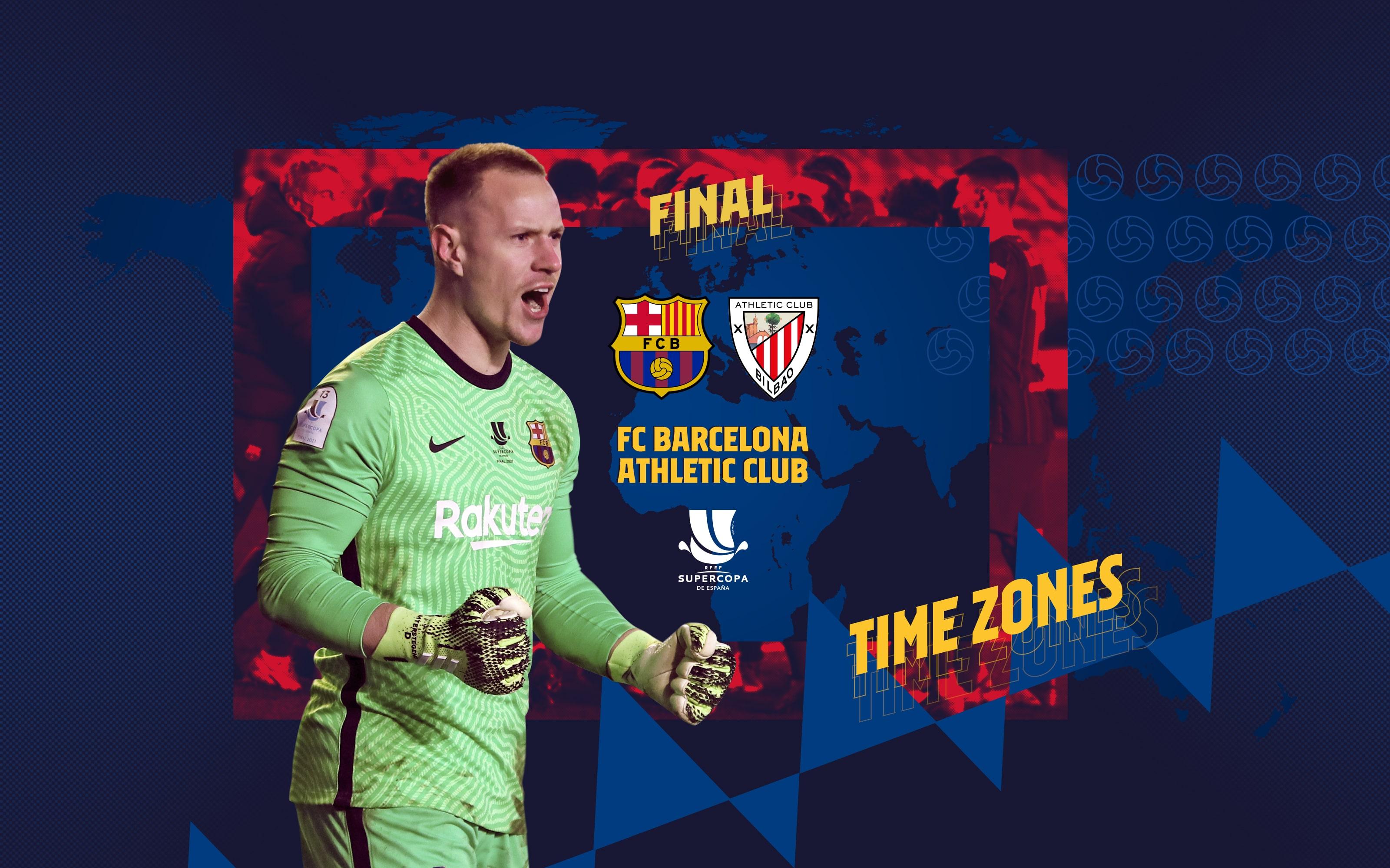 barcelona vs athletic club