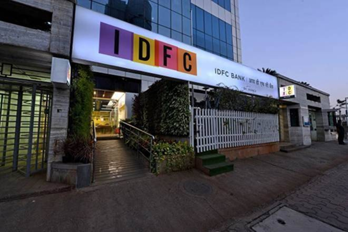 idfc first bank share