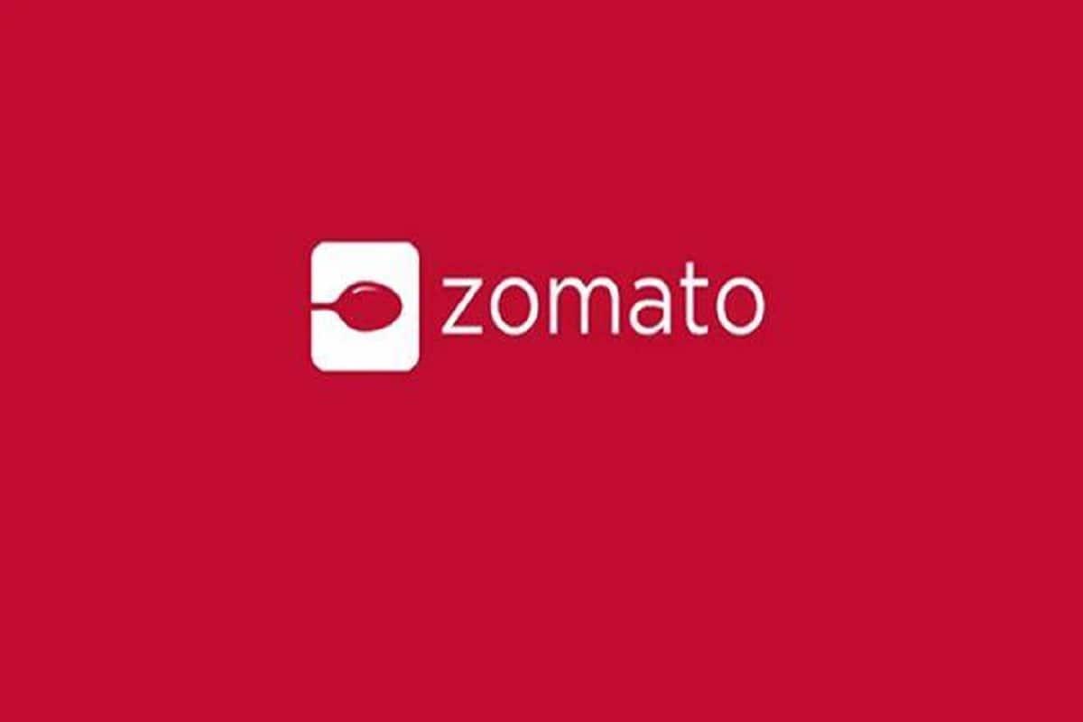zomato share price