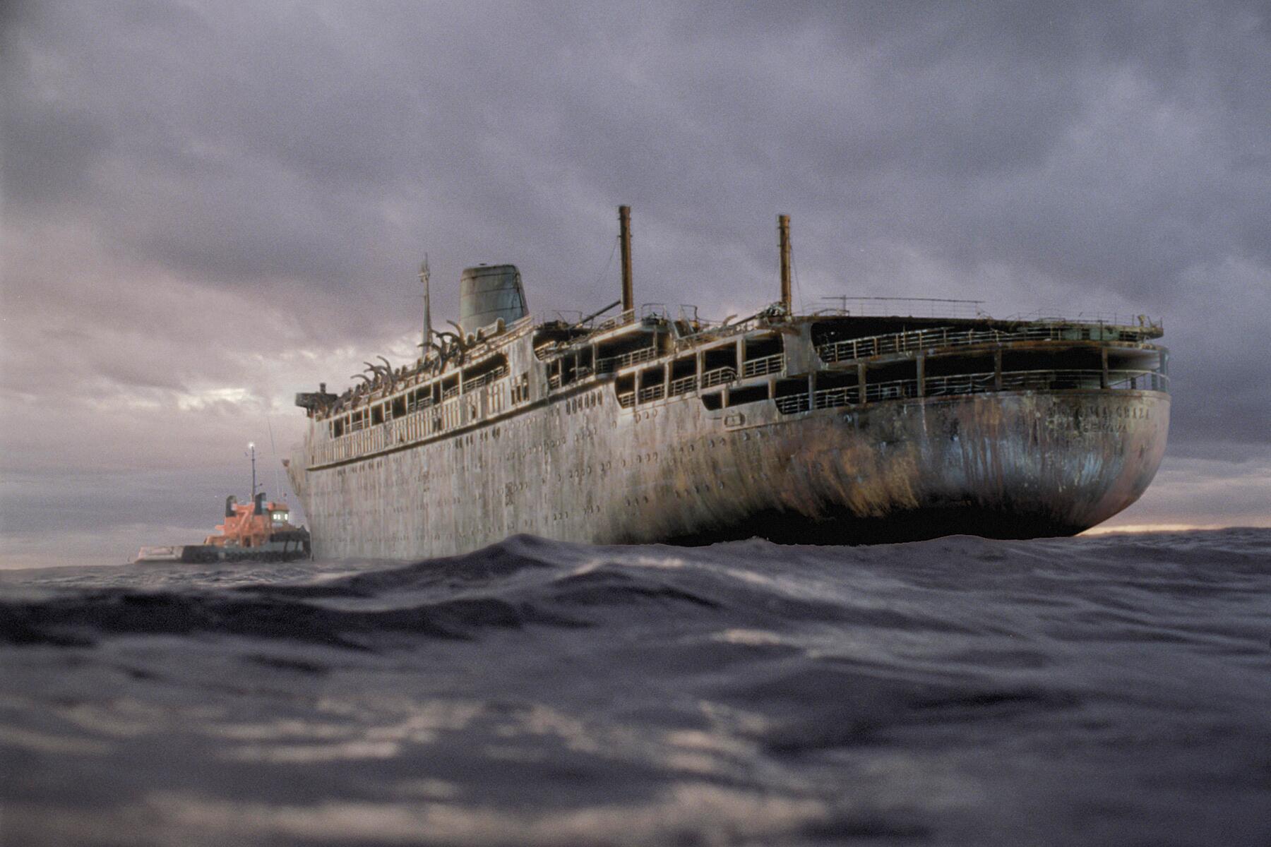 ghost ship (2002 film)