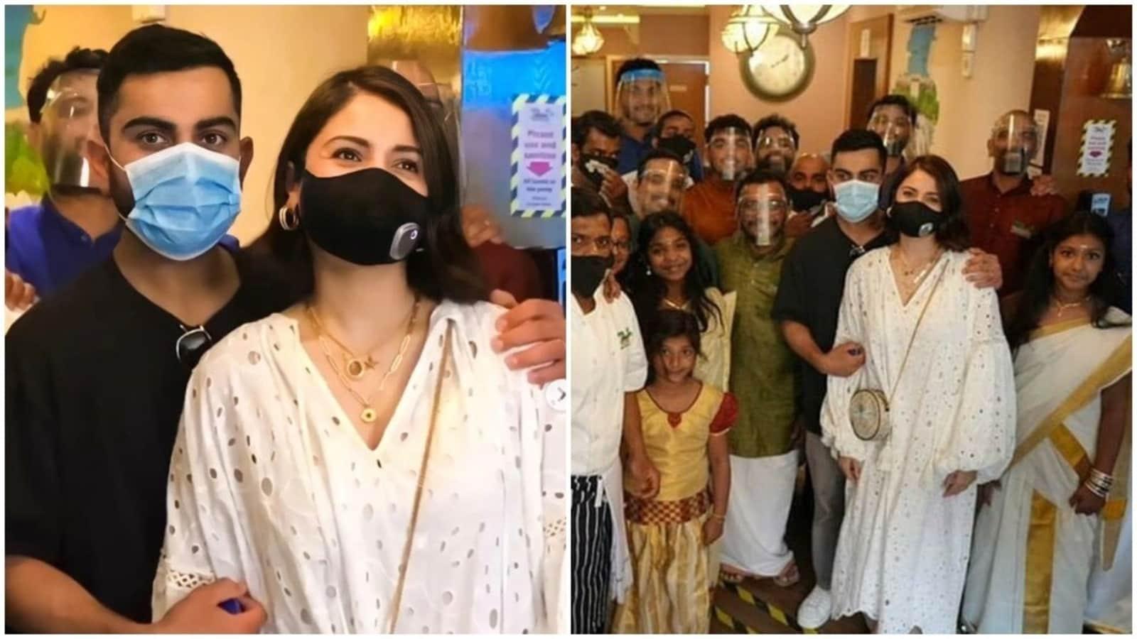 anushka sharma baby photos