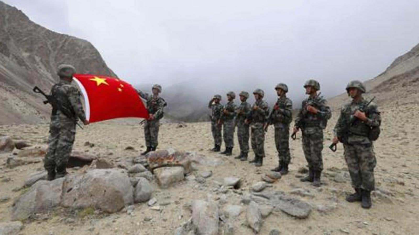 india china border news