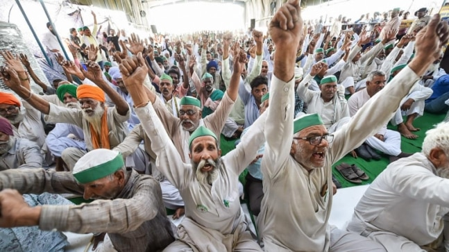 why farmers are protesting