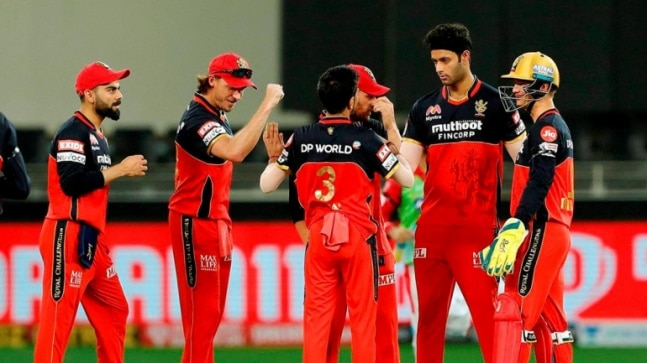 royal challengers bangalore in 2020