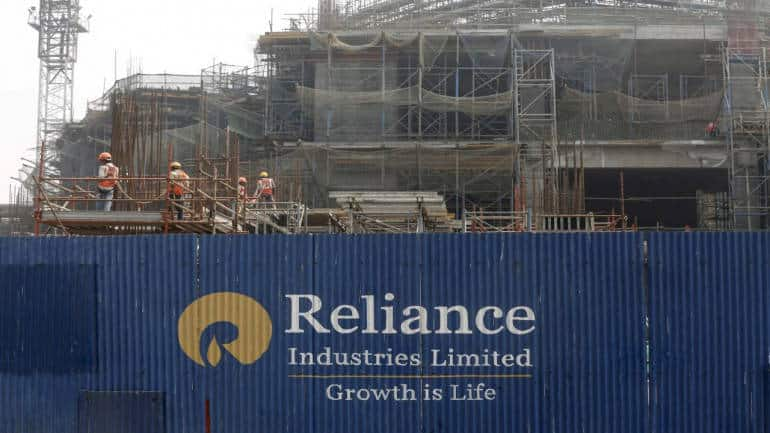 reliance industries share price