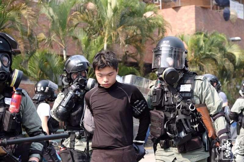 2014年太原警察暴力执法事件