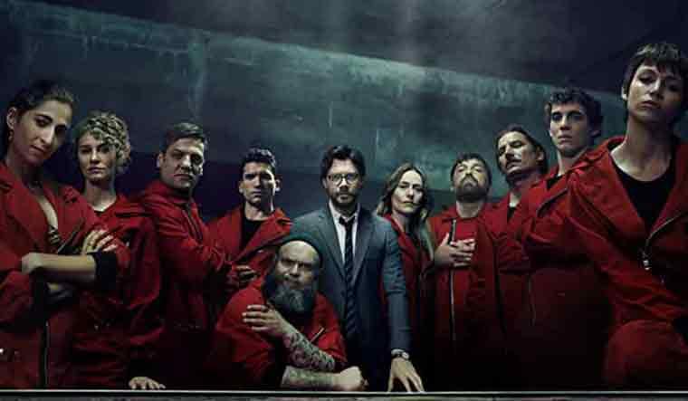 money heist' season 5