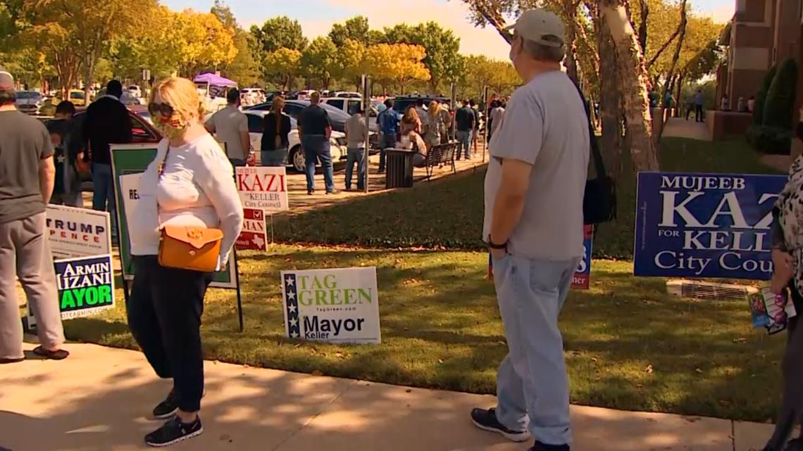 early voting texas