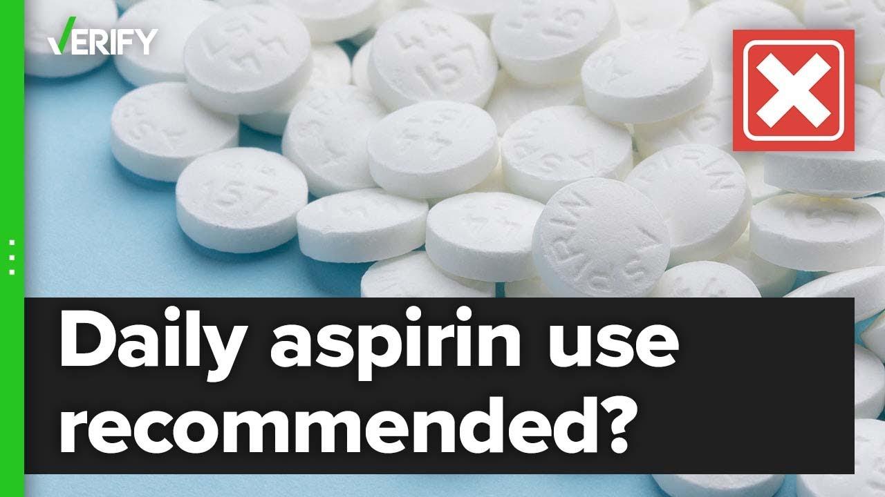 low dose aspirin heart attack